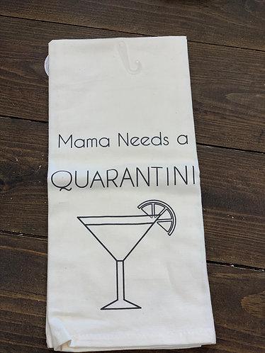 Mama Needs a Quarantini