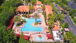 Tusacana Pool Aerial