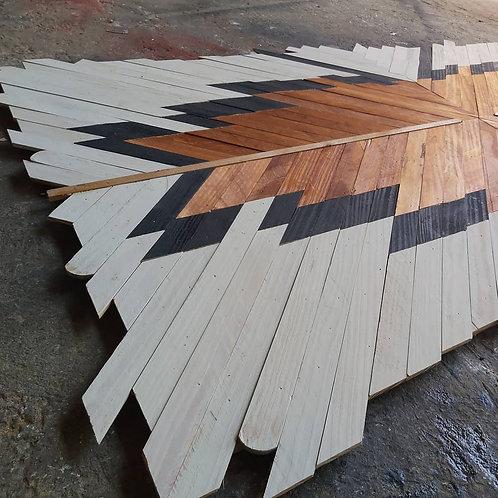 אינדיאן | Feather no frame