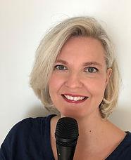 Isabell Vogt | Juste un moment| Podcast en français facile