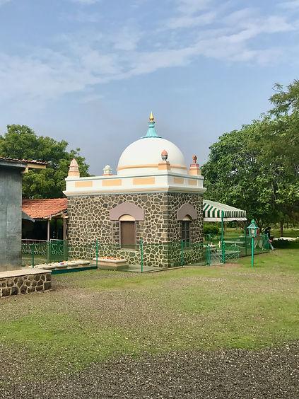 Avatar Meher Baba's Samadhi_Madhur Dutta