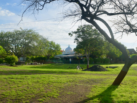 Postcards from Meherabad, 22nd June 2021