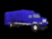 1991 Navistar 4900 Recycling Truck