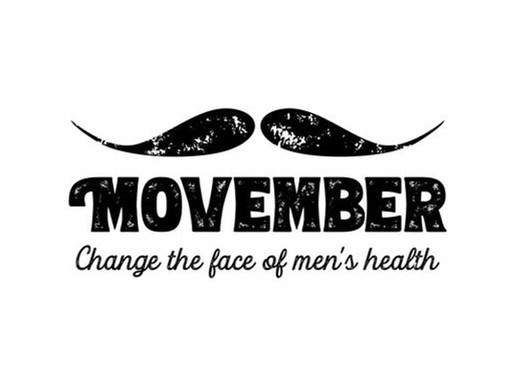 Join Our Team This Movember!