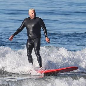 Jonah Hill Releases Debut Wank Surf Film