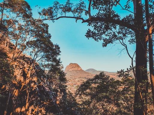 Travel Notes   Mount Ngungun