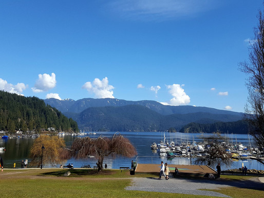 Travel Notes   Deep Cove