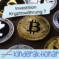 Investition Kryptowährungen