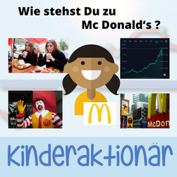 Wie stehst Du zu Mc Donald's