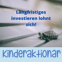 Langfristiges Investieren lohnt sich