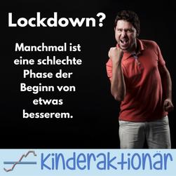 Lockdown - und nun?
