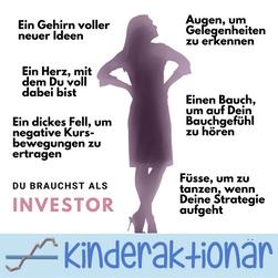 Die Anatomie eines Investors