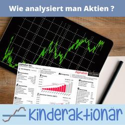 Wie analysiert man Aktien