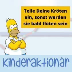Homer's weise Worte