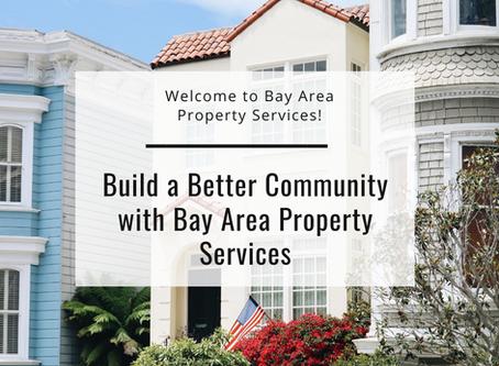 Bay Area Property Management Services Builds Better Communities
