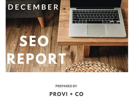 DESIGN || Client Reports