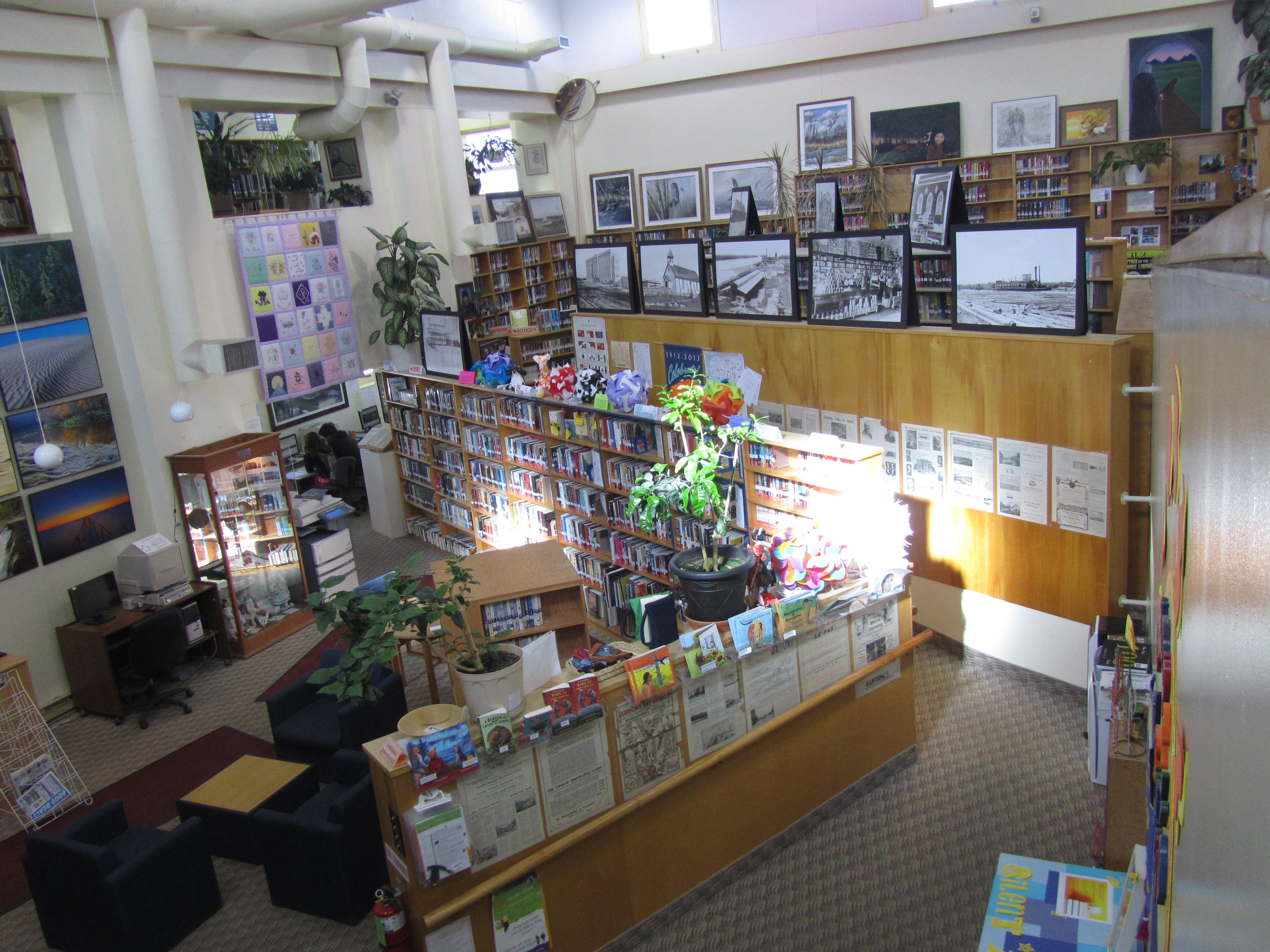 2013 09 16 The Pas Regional Library 006
