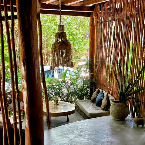 Staying in Tulum