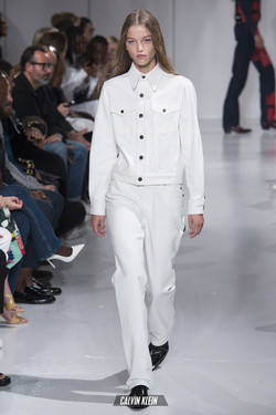 Laurijn Bijnen for Calvin Klein