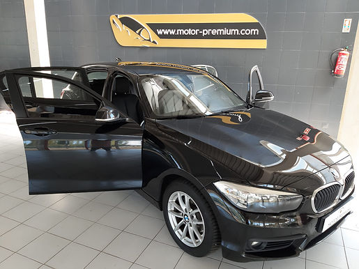 BMW 116 Preto