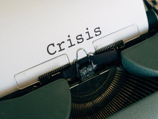 Crisis. What happens when a conversation derails?