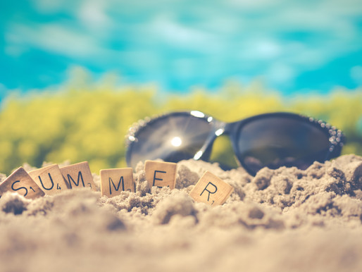 Summer Begins!  What are you Planning?