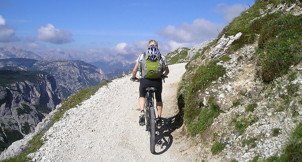 Mountain bike success
