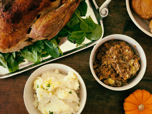 Thanksgiving Ideas to Fill Up On