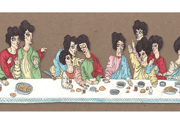 """Last Supper"""
