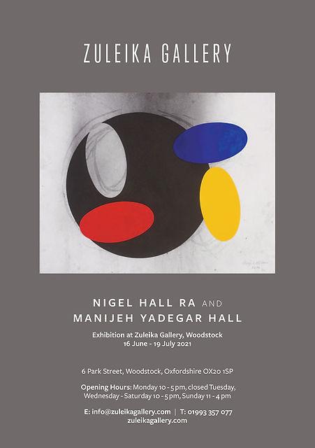 Nigel Hall and Manijeh Yadegar Hall at Z