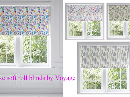 Gorgeous new Roller Blinds