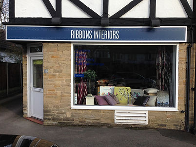 Leeds curtain makers Ribbons Interiors