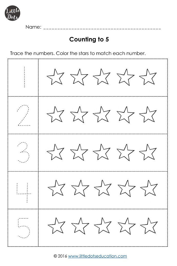 Little Dots Education   Preschool Printables and Activities   Pre ...