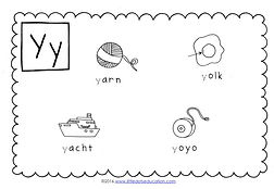 Letter Y Activity.Preschool Letter Y Activities And Worksheets