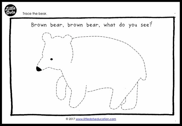 Brown Bear, Brown Bear, What Do You See? Theme Pre-Writing and ...