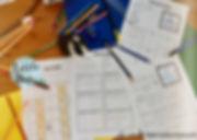 Free preschool journal printable