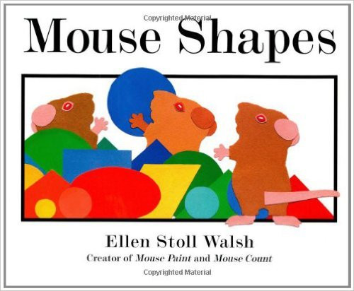 Mouse Shapes by Ellen Stoll Walsch