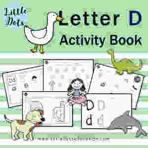 Letter D Workbook