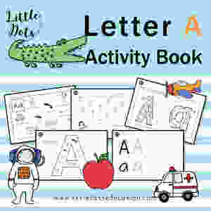 Letter a activities for preschool