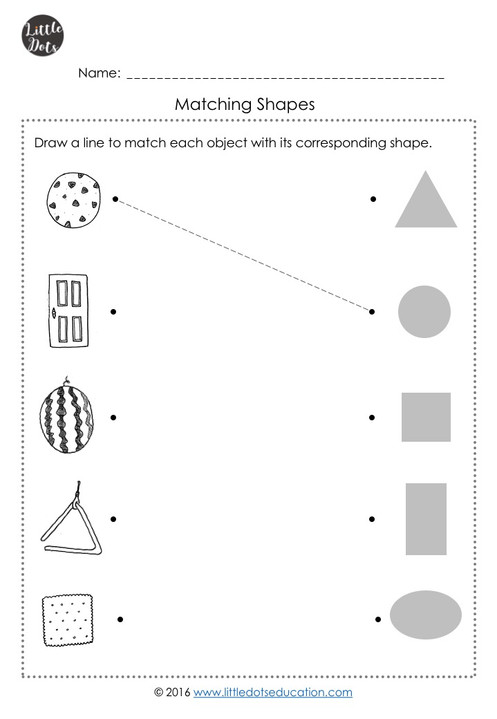 Matching Objects Worksheets Worksheet For Preers also Kindergarten Shape Recognition Worksheets on Matching Shapes likewise Match each Object with its Corresponding Shape   lernin worksheets in addition Match the shapes and the objects and then       color them besides Pre K Shapes Worksheets as well  besides  furthermore 19  free printable shape worksheets match the shapes 2  shape together with pre matching worksheets additionally  additionally Printable Shapes Worksheet   Match Shapes   All Kids  work in addition Download Free Matching Shapes Worksheets For Months Kindergarten 2d furthermore Free Triangle shape activity worksheets for children as well Pinterest moreover LKG Math Worksheets   Page 2 as well Match each Object with the Right Shape   lernin worksheets. on matching shapes with objects worksheets