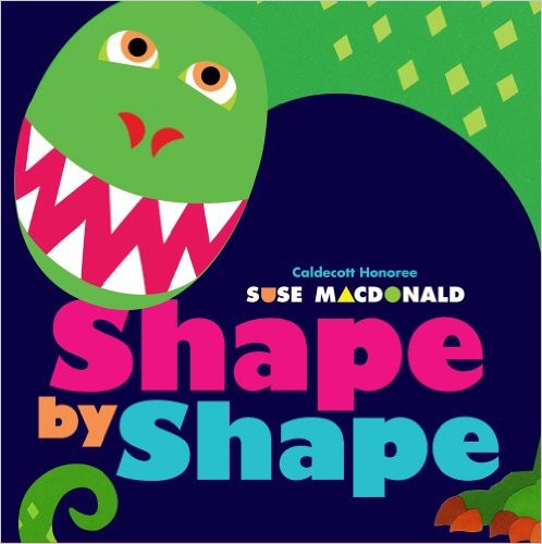 Shape by Shape by Suze McDonald
