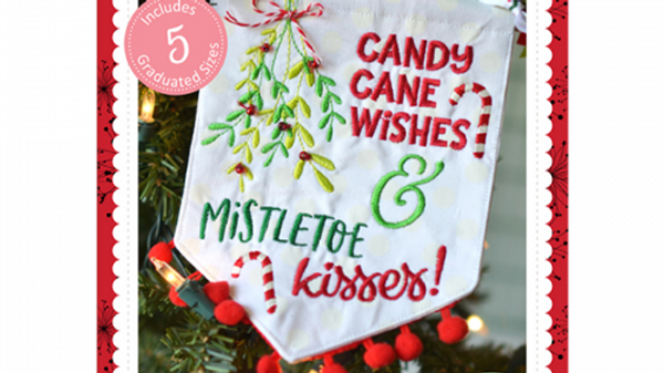 Pennants & Banners Christmas Wishes