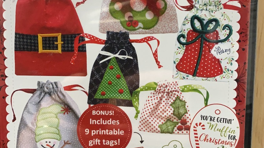 It's a Cinch Gift Bags Volume 2 Christmas