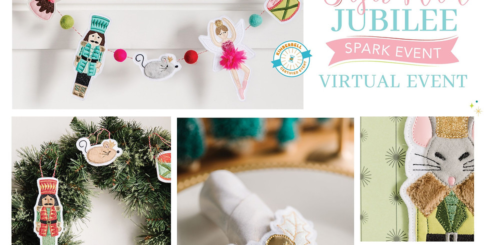 Kimberbell Sugar Plum Jubilee Spark Event - Virtual and In-Store