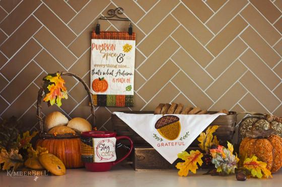 Kimberbell's Pumpkin Spice