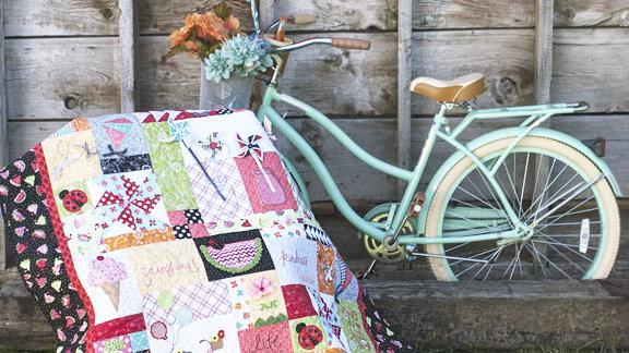 Kimberbell Hello Sunshine Fabric Kit