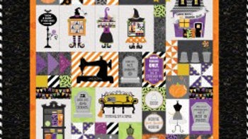 Candy Corn Quilt Shoppe Embroidery CD/book Pre Order