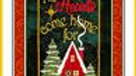 All Hearts Come Home for Christmas Table Top Dis Janine Babich Designs