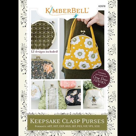 Kimberbell Keepsake Clasp Purses