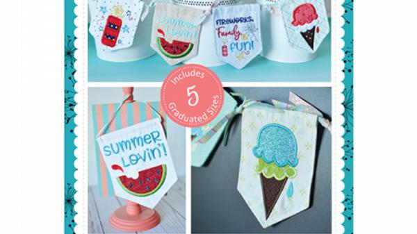Pennants & Banners Summer Lovin'
